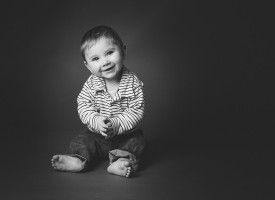 3 month old boy photography
